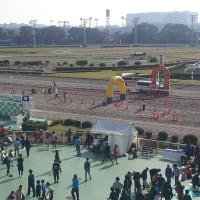 馳せよランナー!第1回 競馬RUN in 大井競馬場