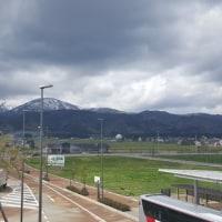 静かな上越妙高駅