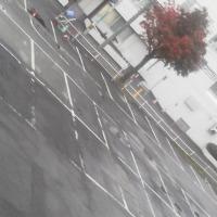 2016/10/23      霜降   午前7時半前札幌の空模様
