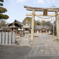 百済王神社に行って来ました。