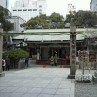 速史跡めぐり』露天神社(お初天神)・大阪梅田は曽根崎、