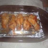 鶏肉の燻製です