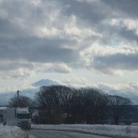 今日の太平山といい顔