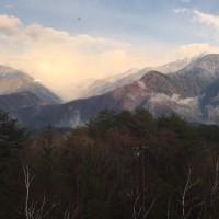 木曽駒高原、奈良井宿