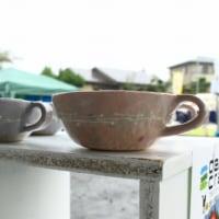 11月はじめは秋の益子陶器市出店します♪