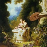 フラゴナール 「連作 ‐ 恋の成り行き」 の、その後