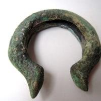 古代ブロンズ腕輪