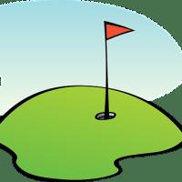 ゴルフラウンド ⑲大月ガーデン