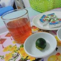 [気温36℃][晴れ][入院日記] 入院中の食事