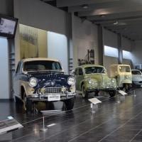 トヨタ博物館。