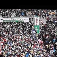 【板橋区ニュース】2017板橋Cityマラソン 3月19日