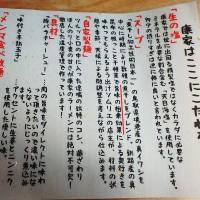 青森 小柳 ラーメン康家(こうや)