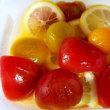 トマトのシロップ漬け