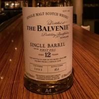 THE BALVENIE12YEARS SINGLE BARREL FIRST FILL(CASK5863)  700ml,47.8%
