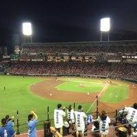 10月14日 CSファイナルステージ3戦 対広島