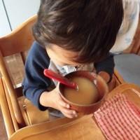 根菜カレーと味噌汁大好き人間