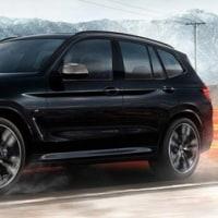 【BMW】3代目新型「X3」はハイブリッドモデルあり。2017年12月発売!