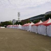 『イタ☆フェス』前日準備