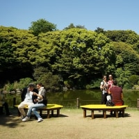 東京国立博物館 裏庭