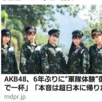 森友学園化するAKB48集団的アイドル学園