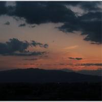 定点からの夕景(Apr24)