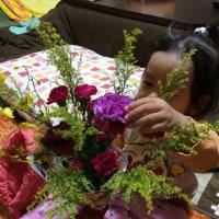 3歳誕生日当日