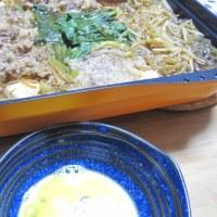 「すき煮」413kcal