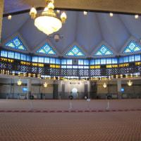 マレーシア・国立モスク・National Mosque・(Masjid Negara)・Kuala Lumpur・Malaysia