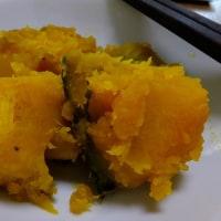 『かぼちゃのはちみつ煮』作りました(^^♪