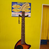 フェルナンデス アンプ内蔵ギター ZO-3サンバースト