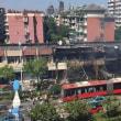 怖い!中国杭州の飲食店でガス爆発!2人死亡。55人負傷。