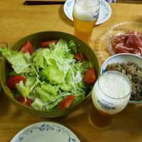 PP飲み食べ始め@Kumamoto-city