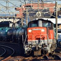 関西線のDD51