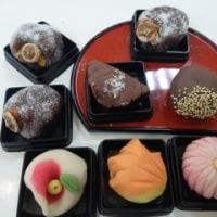 和菓子セミナー~ねりきり&ころ柿