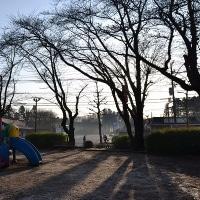 3月28日、午前6時過ぎの空模様