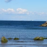 故郷の海は・・・きれい!