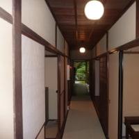旧三井家下鴨別邸 内覧会 9月28日