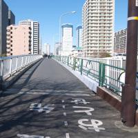 2月の東雲:東雲一丁目地区を通り抜けて晴海通り東雲橋へ PART2