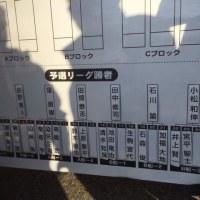 ヤイバ磯祭りファイナルステージ  予選リーグ編