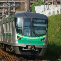 2017年4月29日 小田急 百合ヶ丘 東京メトロ 16032F