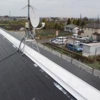 アパートの外壁屋根塗り替え工事写真添付致します⑥(^^)/ぬりいち