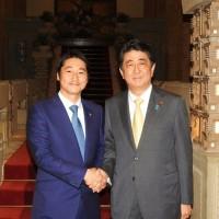 アルゼンチン共和国マクリ大統領歓迎の安倍総理夫妻主催晩餐会に出席してまいりました。茨城県境町