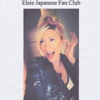 Elsie Japanese Fan Club vol14 newsletter