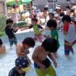 みんなで水遊び&プールとっても楽しかったね!!!