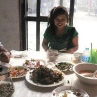翠崋山 山菜料理