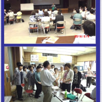 2016.11.14岡山・岡山 万富公民館にて電話教室