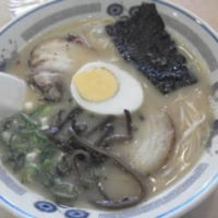 一龍(豚骨ラーメン JR 鹿児島本線小倉駅)