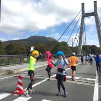 サボテンのペンケース&軽井沢リゾートマラソン