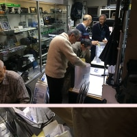 日本リンホフクラブ写真展の作品返却とはがき発送業務終了。