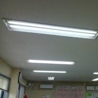LEDユニットを取付